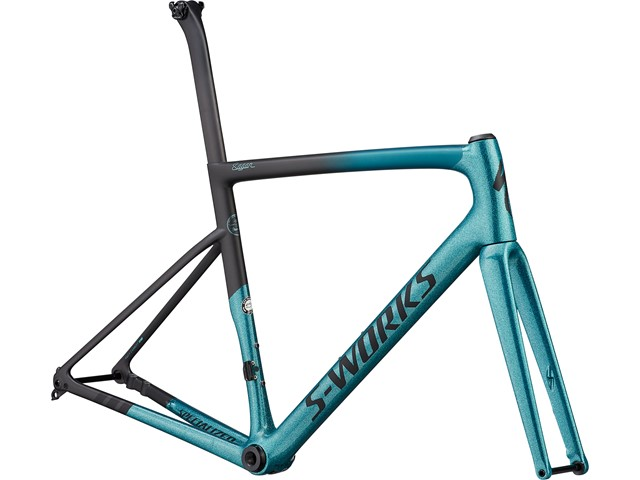 S-Works Tarmac Disc Frameset – Sagan Collection LTD