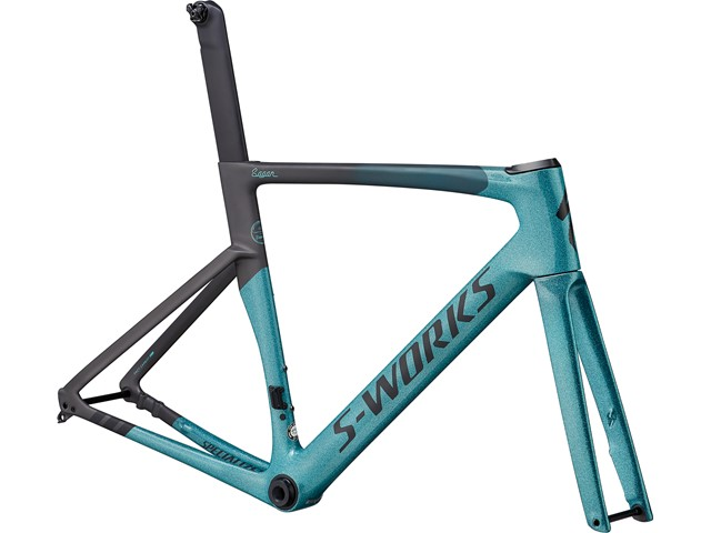 S-Works Venge Frameset - Sagan Collection