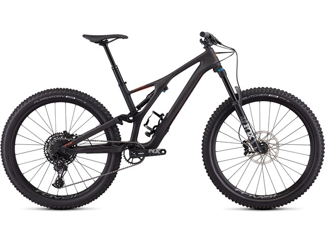 Men's Stumpjumper Comp Carbon 27.5—12-speed
