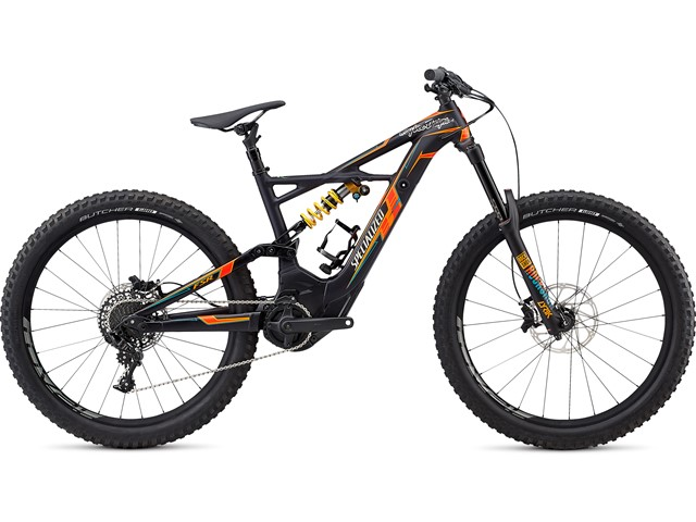 Turbo Kenevo Expert 6Fattie - Troy Lee Designs Edition